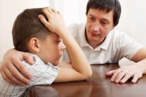 Father and son | Divorce Attorney | Charleston, SC