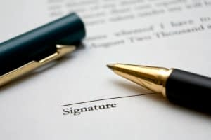 Divorce contract - The Peck Law Firm